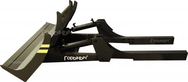 Лесной нож-толкатель МТЗ-82 «Горыныч» – купить в Москве.