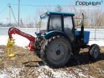 """Трелевочный захват """"Горыныч-650"""" - 9"""